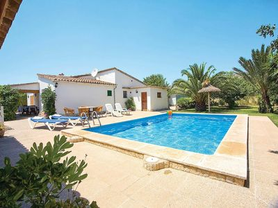 Photo for Comfortable Villa w/pool & BBQ, close to amenities in Puerto Pollensa
