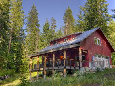 Photo for Modern Fish Lake Loft Cabin, Lakefront Leavenworth Getaway! View & Access! NOW 10% OFF!