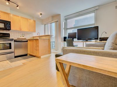 Photo for lovely 1 bedroom with 1 bathroom unit Vancouver