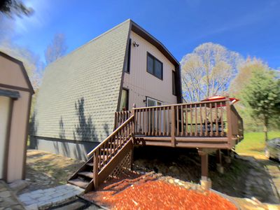 Photo for Comfy 3BR 2BATH -lakes, kayaks, bikes and more in Poconos!