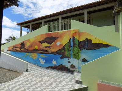 Photo for Casarão - Epicenter of the beaches of the Southern Coast of Sergipe.