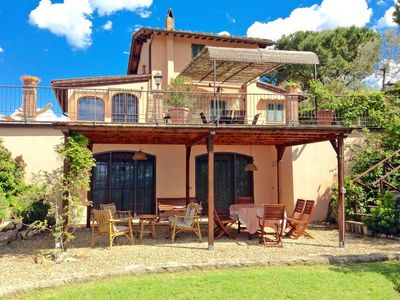 Photo for Vacation home Poggio de'Galli  in Impruneta (FI), Florence and surroundings - 5 persons, 3 bedrooms