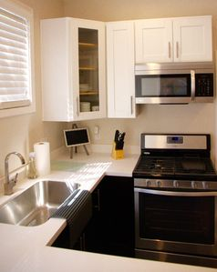Photo for 1BR Cottage Vacation Rental in Mountain View, California