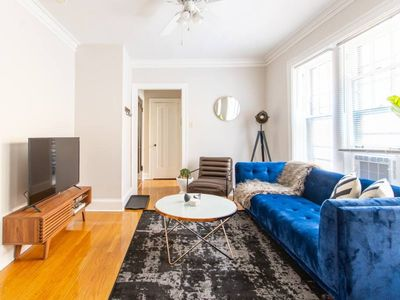 Photo for Modern Condo   10min to Wrigley   Lincoln Square   Cubs EA3