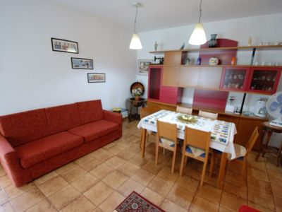 Photo for Apartment 998 m from the center of Rimini with Internet, Garden, Washing machine (116615)