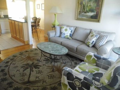 Photo for 1 Br 1 Bath, Less Than A Block From The Beach!