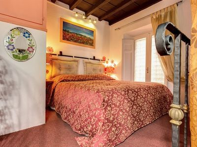 Photo for Studio apartment 402 m from the center of Rome with Internet, Air conditioning, Washing machine (364477)