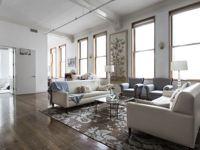 Photo for Soho Loft - Four Bedroom Apartment, Sleeps 3