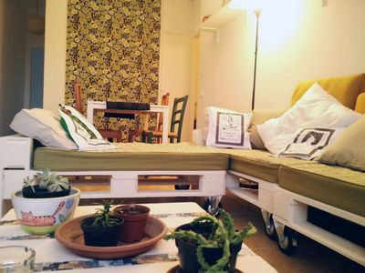 Photo for Holiday home - On the seventh floor - Pigneto, Rome