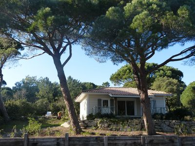 Photo for Wooden house with garden 7 km from St Tropez 6 people / 3 bedrooms proxi beaches