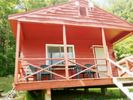 2BR Cabin Vacation Rental in Lake George, New York