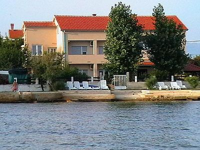 Photo for Apartment in Privlaka (Zadar), capacity 4+2