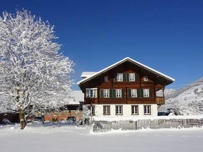 Photo for Apartment Neufeld # 2 in Lenk - 8 persons, 3 bedrooms