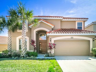 Photo for A Bright and Vibrant Disney Area Pool Home - 6BR/4.5BA - RAV6321