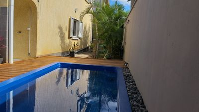 Photo for T4 with pool South West Anelain holidays