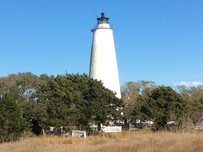 Photo for You can be the Keeper of the Ocracoke Lighthouse