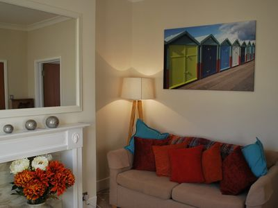 Photo for Lovely maisonette apartment in the centre of Hove