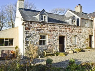 Photo for 1BR Cottage Vacation Rental in Menai Bridge, Anglesey