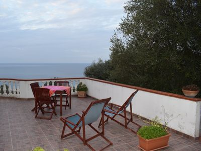 Photo for 1BR Apartment Vacation Rental in Zambrone, Calabria