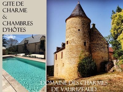 Photo for Bed & Breakfast Les Charmes de Vaurizeaud