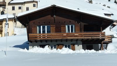 Photo for Detached house on the river in walking distance to the village and ski lifts