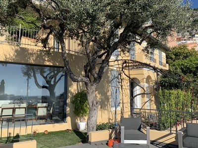 Photo for Villa built in the 1920's, recently restored  and close to Monaco and beach