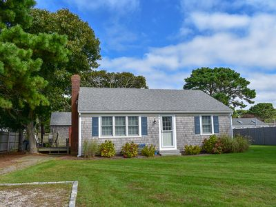 Photo for Surfside 72-Charming cottage located in the desirable West Dennis
