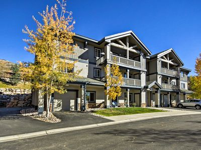 Photo for Steamboat Springs Condo - 1 Mile from the Slopes!