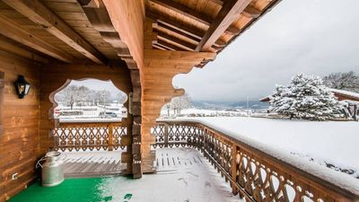 Photo for Real Savoyard Chalet