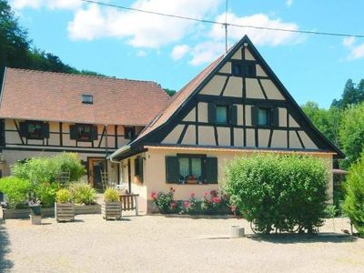 Photo for Holiday flats Le Domaine de la Mossig, Freudeneck-Wangenbourg  in Bas - Rhin - 2 persons, 2 bedrooms