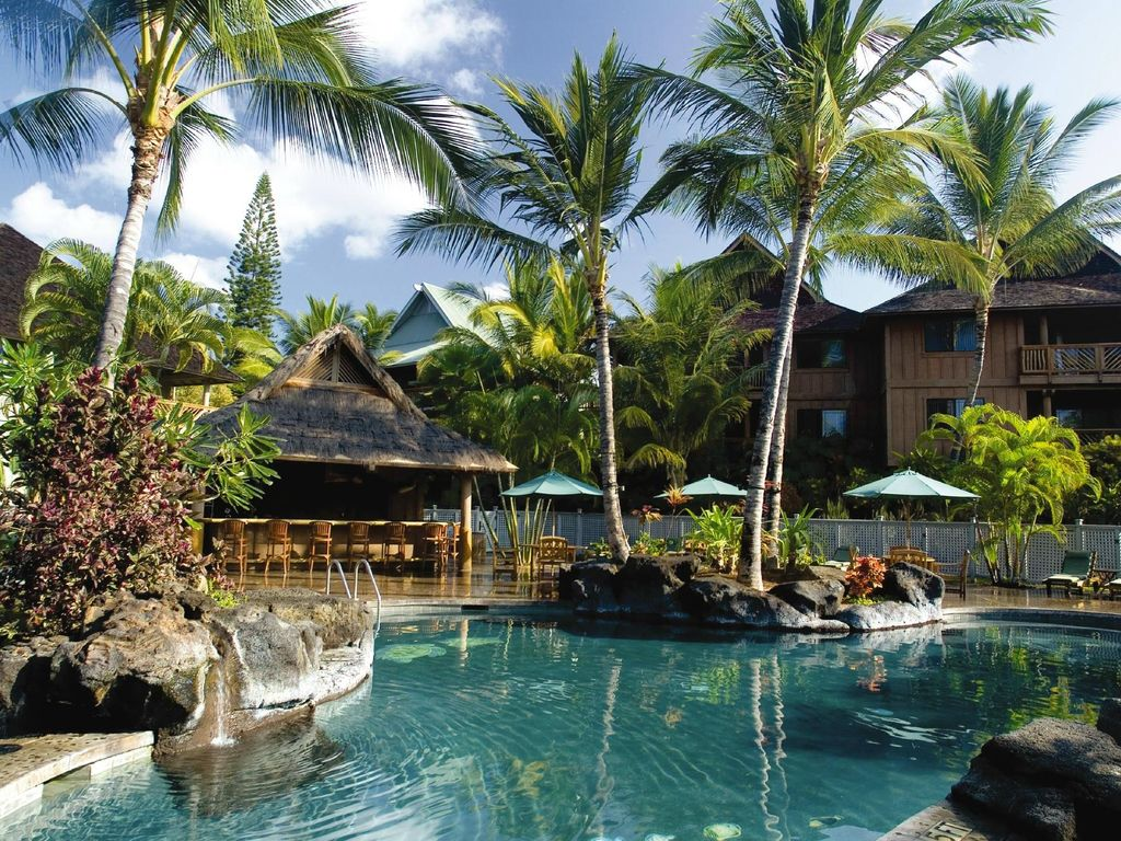 Luxury Wyndham Kona Hawaiian Resort