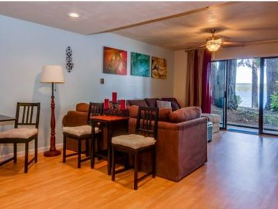 Photo for Timberlake Paradise, condo Timberlake A-4, on the shore of Payette lake.