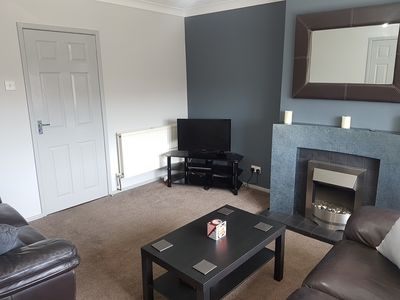 Photo for Large Modern Two Bedroom Apartment in Poulton Le Fylde, Backpool. Inc Netflix!