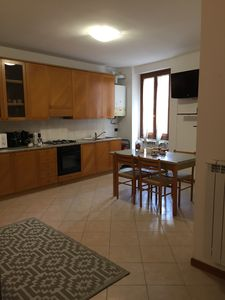 Photo for 1BR Apartment Vacation Rental in Toscolano Maderno, Lombardia