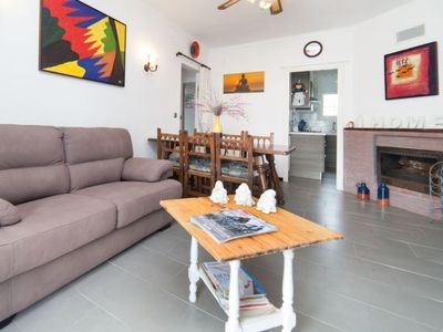 Photo for Vacation home La Bahia in L'Escala - 4 persons, 2 bedrooms