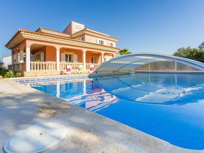Photo for 4BR Villa Vacation Rental in Puigderr????s, Mallorca