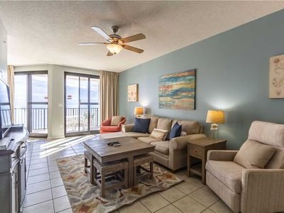 Photo for HOT DEALS! Gulf Front | Beautiful View | Liquid Life Vacation Rentals