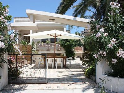 Photo for Vacation home flower beach villa in Taviano - 6 persons, 2 bedrooms