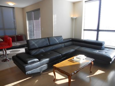 Photo for Furnished & Modern Encore Condo 2