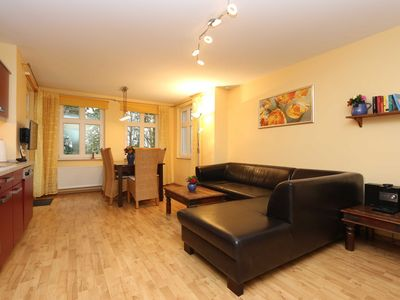 Photo for Apartment 4, 1st floor, 3 rooms, Zinnowitz - Haus Am Wald