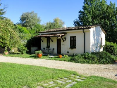Photo for Vacation home I Grilli (CTZ180) in Castagnole Lanze - 2 persons, 1 bedrooms