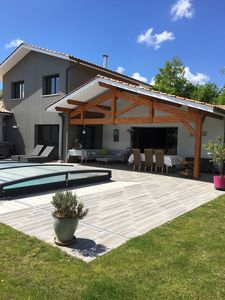 Photo for Luxury villa in Andernos les Bains