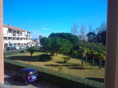 Photo for Studio Cabin 4 Pers classified 2 * 100m from the port with secure parking.