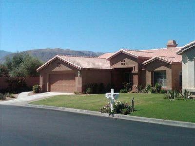 Photo for Perfect Home & Palm Desert Location, w Private Pool/Spa & Putting Green