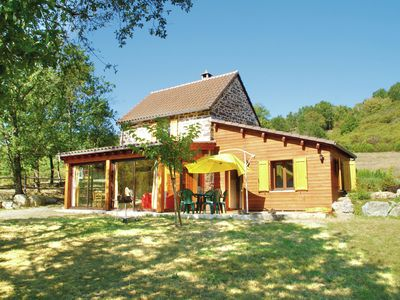 Photo for Detached holiday home with swimming pool in a gorgeous nature reserve