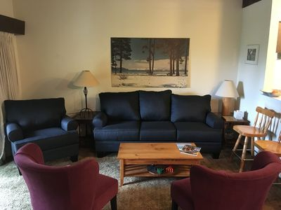 Photo for Clean And Comfortable Family Friendly Condo In Tahoe City, With Pool