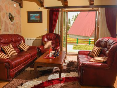 Luxury Villa M located in the National Park Durmitor
