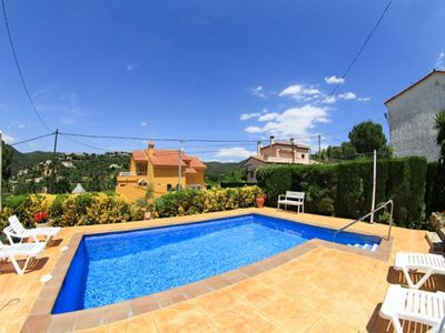 Photo for Club Villamar - Nice villa with private pool and parking space