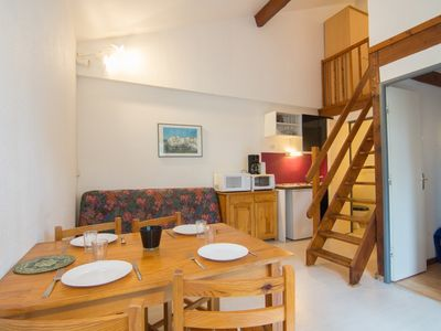 Photo for One bedroom Villa, sleeps 6 in La Palmyre with Pool and WiFi