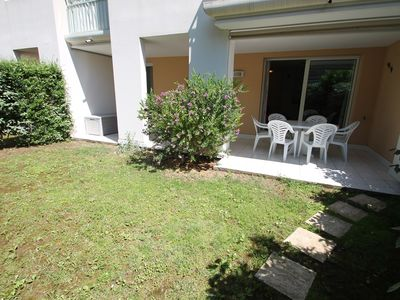 Photo for SAINT AYGULF. WIRELESS. STANDING. PRIVATE PARKING. SWIMMING POOL. BEACH 200 METERS